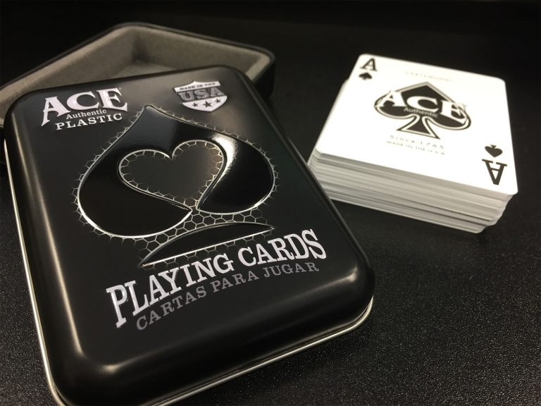 ACE Authentic Playing Cards