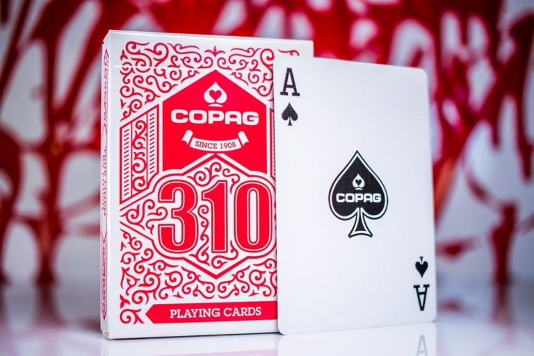 Copag 310, Magician's Choice of Cards, Magician's Choice, Cardistry Cards, Ace of Spades