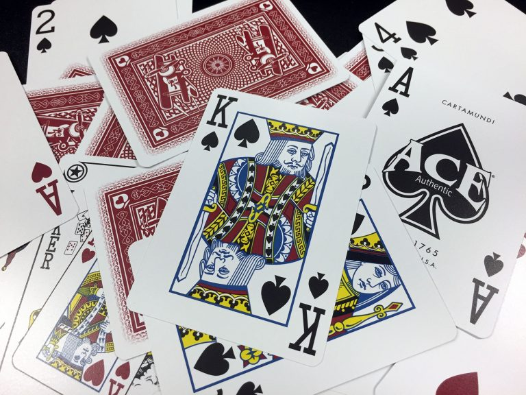 ACE Brand, ACE Plastic Playing Cards, High quality playing cards